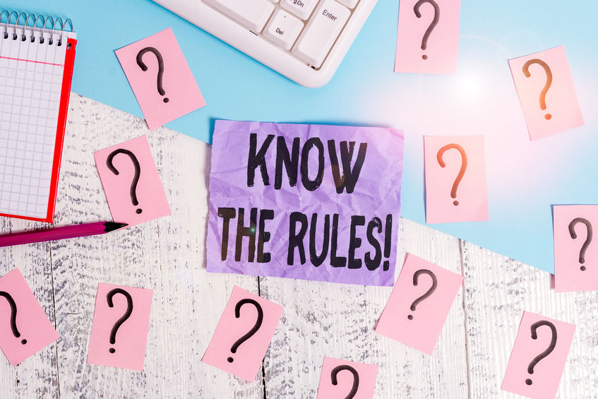 The importance of rules driven workflow