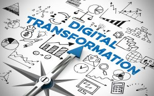 connecting all areas of business through digital transformation and process automation