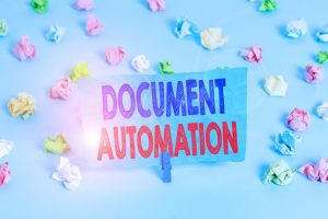 Document automation and how it reduces risk