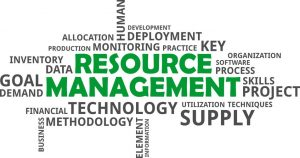resource management and what goes in to doing it well
